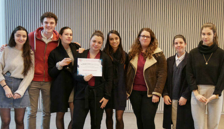 Scientifiques Solidaires, Projets solidaires à Madagascar (2ème Prix 1000€)