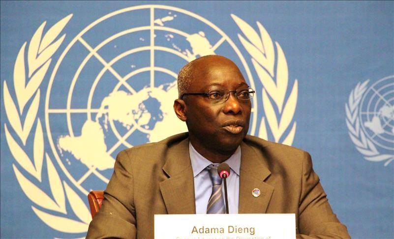 Adama Dieng - Secrétaire général adjoint des Nations Unies
