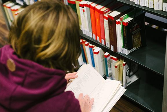 Bibliothèque spécialisée de l'IPG