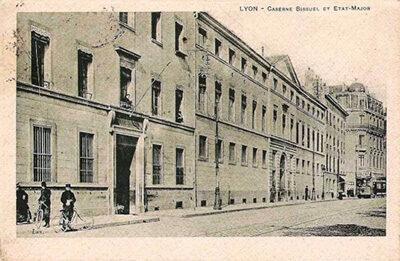 Caserne place Carnot 1831