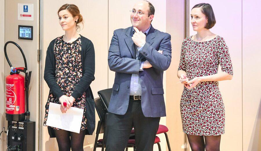 Cérémonie des lauriers - promotion 2017-2018 - Vinay - Deshors - Jeantroux