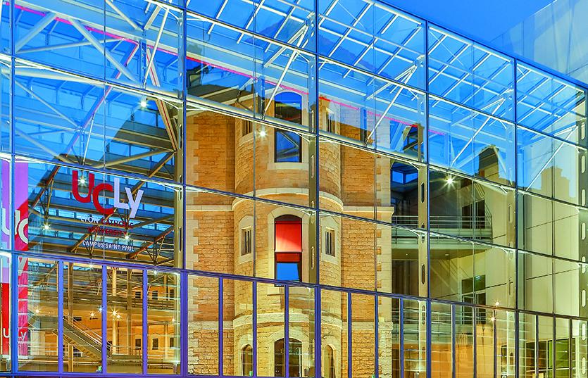 Devanture campus Saint-Paul UCLy