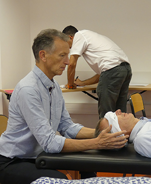 Témoignage de Bruno Ducoux diplôme universitaire osteopathie philosophie ucly