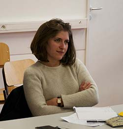 Caroline Bouin diplôme universitaire ostéopathie philosophie ucly témoignage