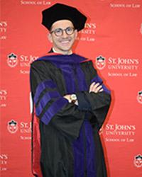 Graduation de Quentin