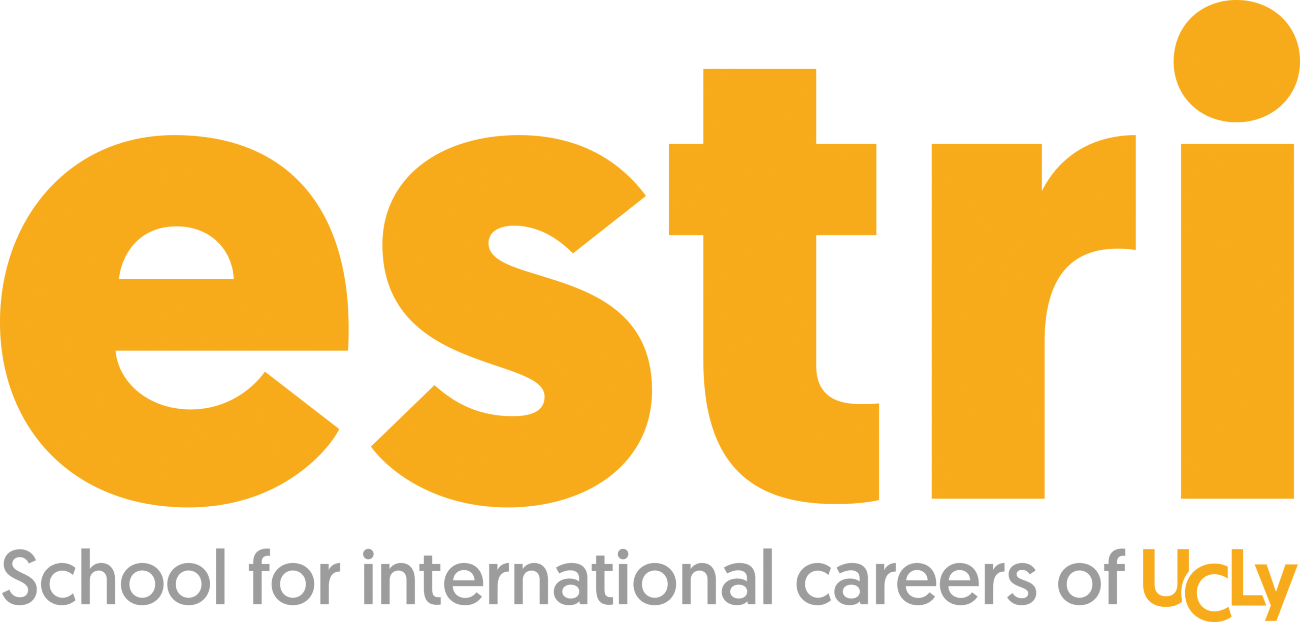 Logo Estri - School for international careers