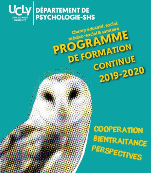 Formation continue du Département de Psychologie-SHS