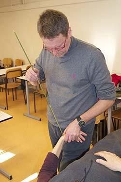 frederic luczak témoigne sur le DU Philosophie de l'Ostéopathie