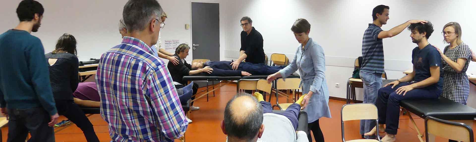 Formation continue philosophie de l'ostéopathie à Lyon