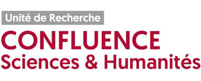 Logo croppé UR Confluence Sciences et humanités - Recherche