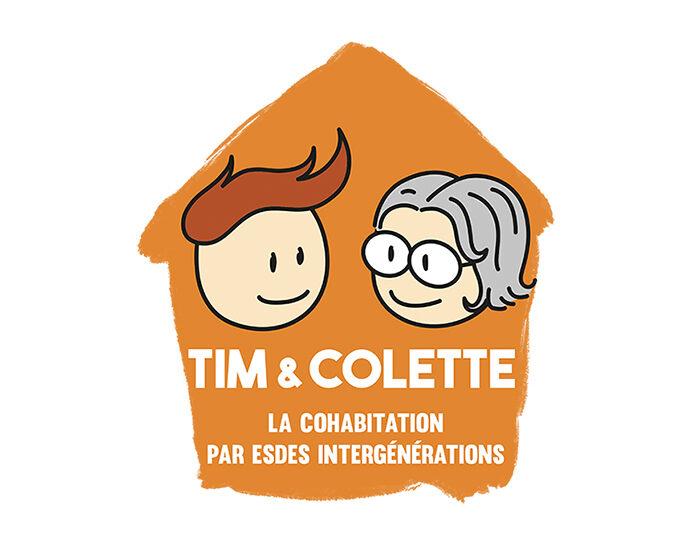 Logo Tim&Colette