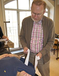 avis de Luc Le Moal sur la formation continue osteopathie philosophie lyon