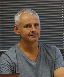 Marc Lunatti parle du DU philo de l'Ostéopathie