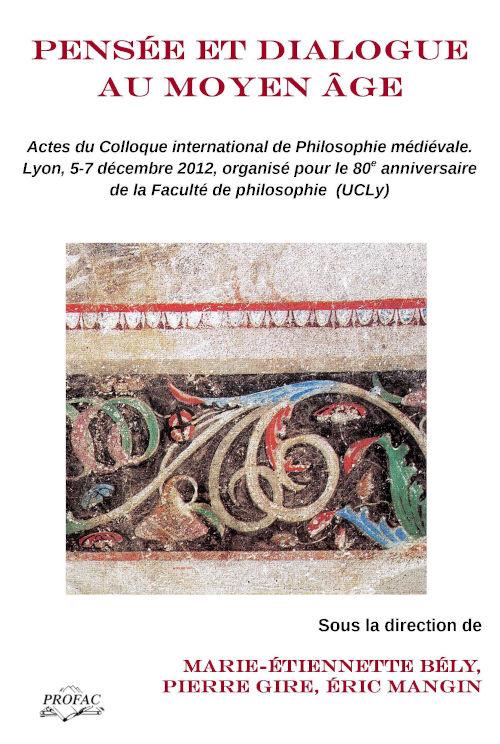Page de couverture du 120ème ouvrage Profac