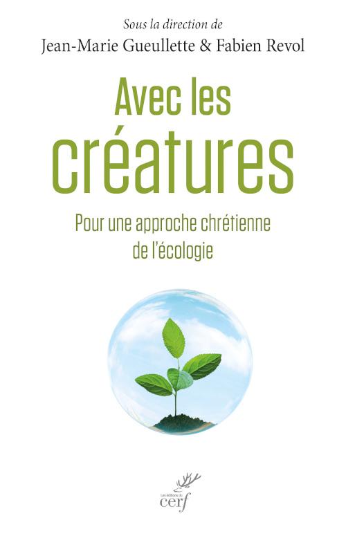 Couverture publication chercheurs avec les créatures
