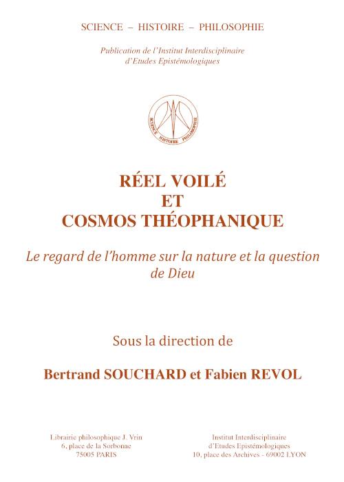 Couverture Réel voilé et cosmos théophanique