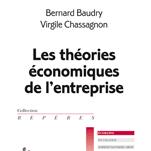 Couverture Les théories économiques de l'entreprise