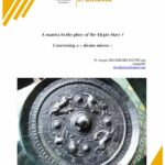 Publication - A mantra to the glory of the Virgin Mary - chaire eurasie