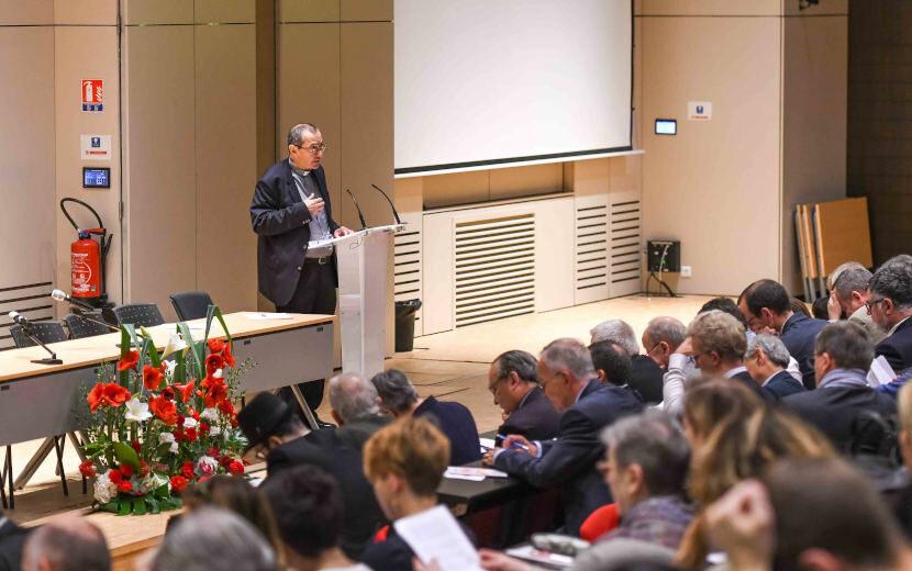 Conférence de rentrée solennelle du Recteur