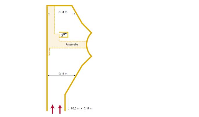Saint-Paul's Inside Street plan