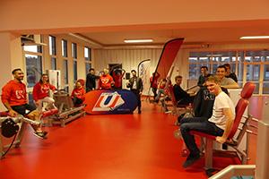 Salle de sport de l'UCLy