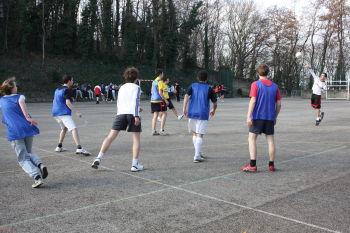 Sport en exterieur à 'UCLy