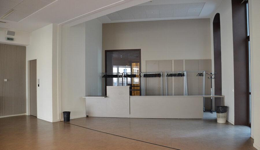Salle Louis Vicat Saint-Paul