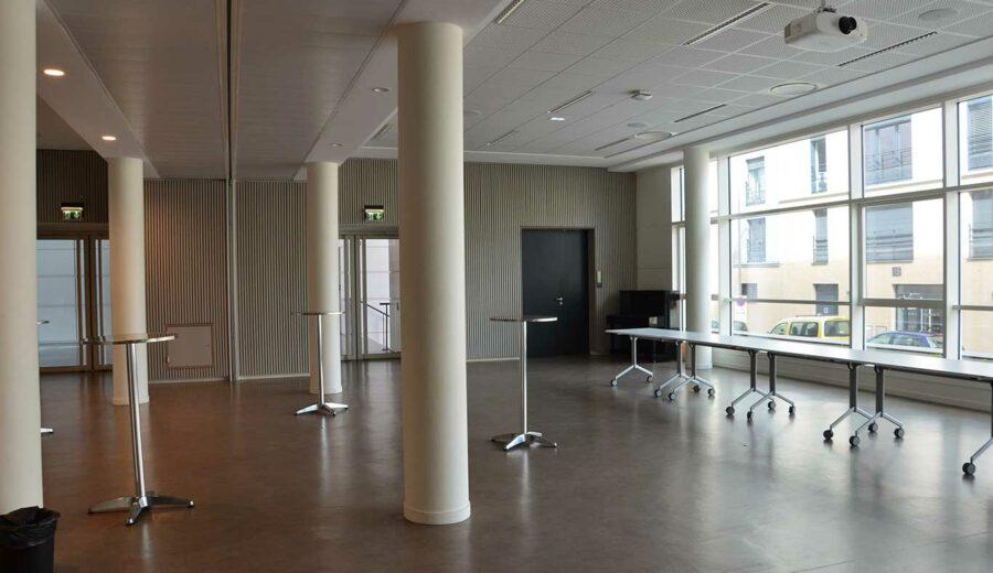 Salle Louis Vicat Campus Saint-Paul