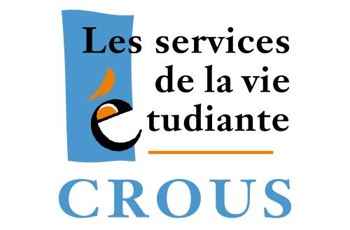 Logo Les services de la vie étudiante - CROUS