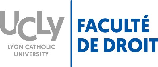 Logo Faculté de Droit très bonne qualité