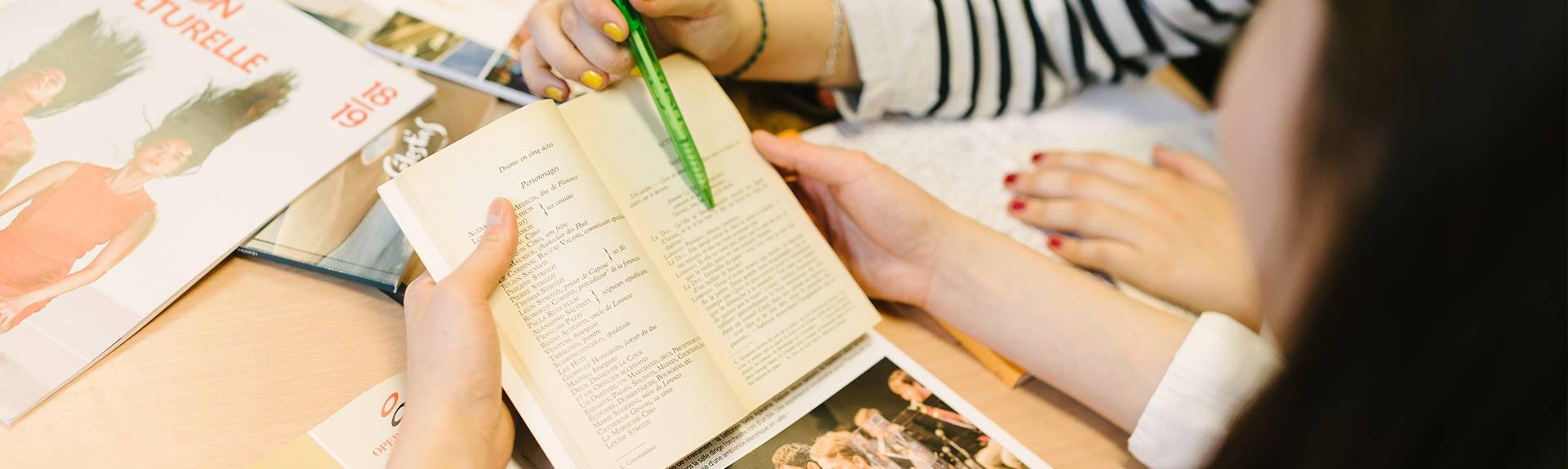 Licence lettres modernes littérature renforcée