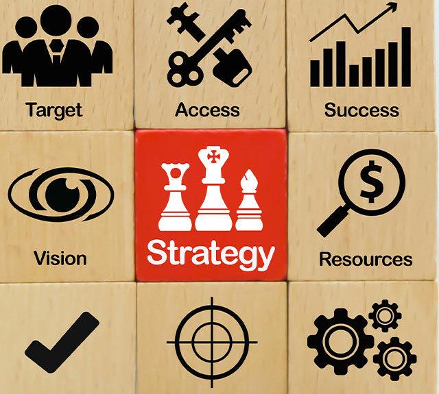 les enjeux et stratégies