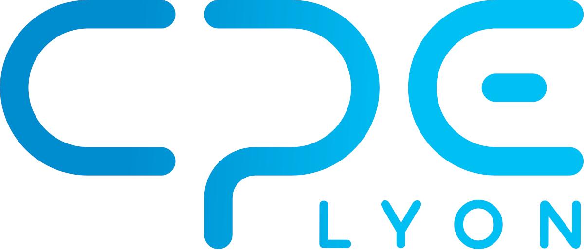 Logo de CPE Lyon