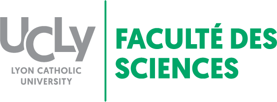Logo de la Faculté de Sciences - transparent