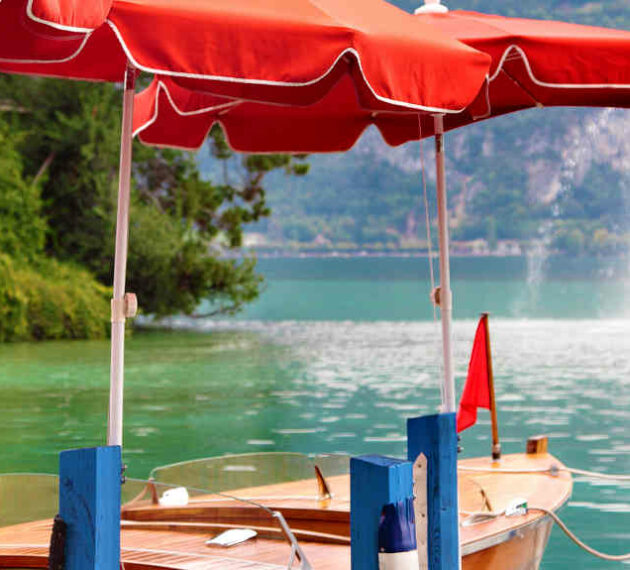 Loisirs lac d'annecy
