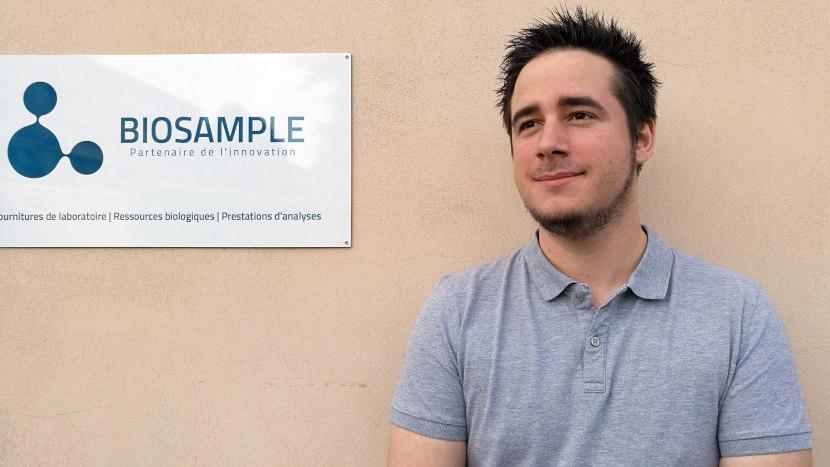 Entreprendre - Biosample