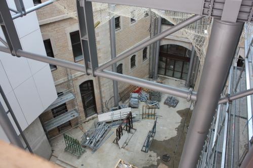 Reconversion ancienne prison campus saint paul - Histoire UCLy