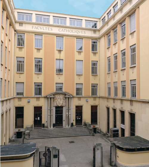 Création UCLy façade bellecour - Histoire UCLy