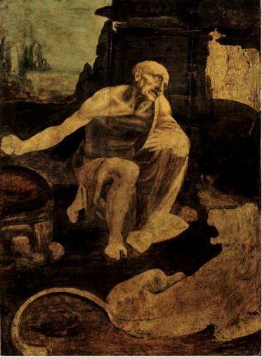 5. Saint Jérôme pénitent.