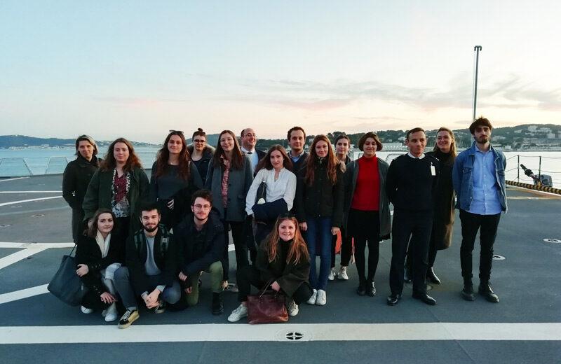 Visite du tonnerre - Toulon