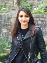 Mariam Kutaladze Étudiante de l'Université Sulkhan-Saba Orbeliani