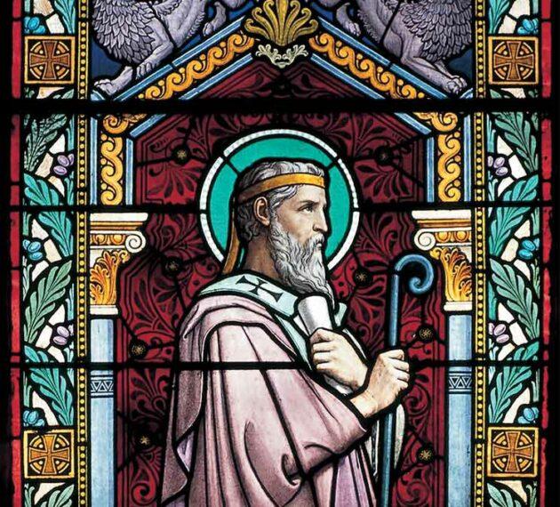 saint irénée vitrail conférence quelle fin des temps