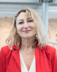 Portrait Brigitte Blanquet