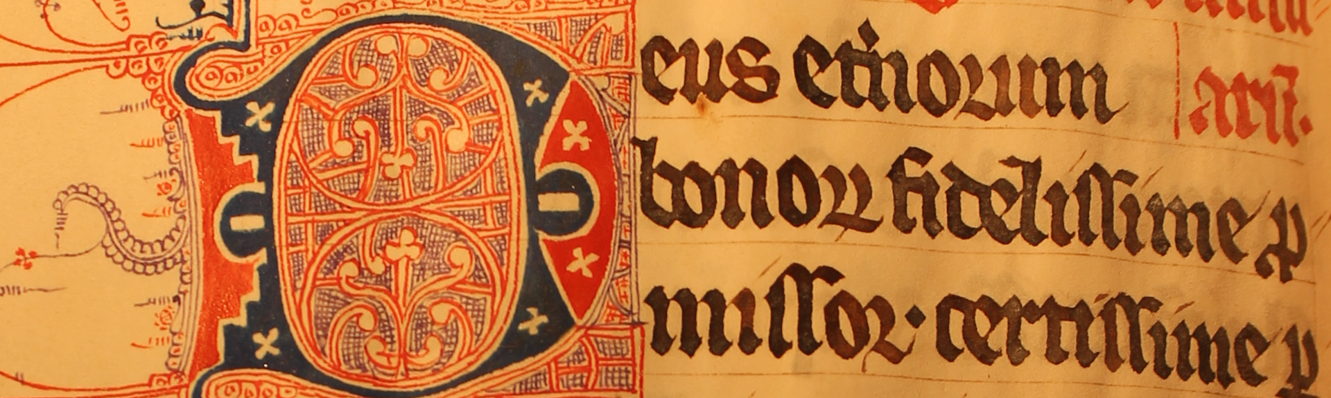 Manuscrit médiéval XIIIe siècle