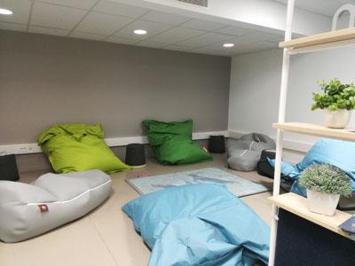 salle de sieste ucly