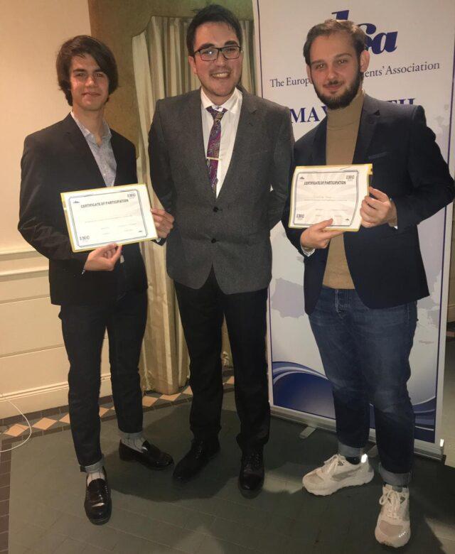 Gagnant du concours ELSA negotiation