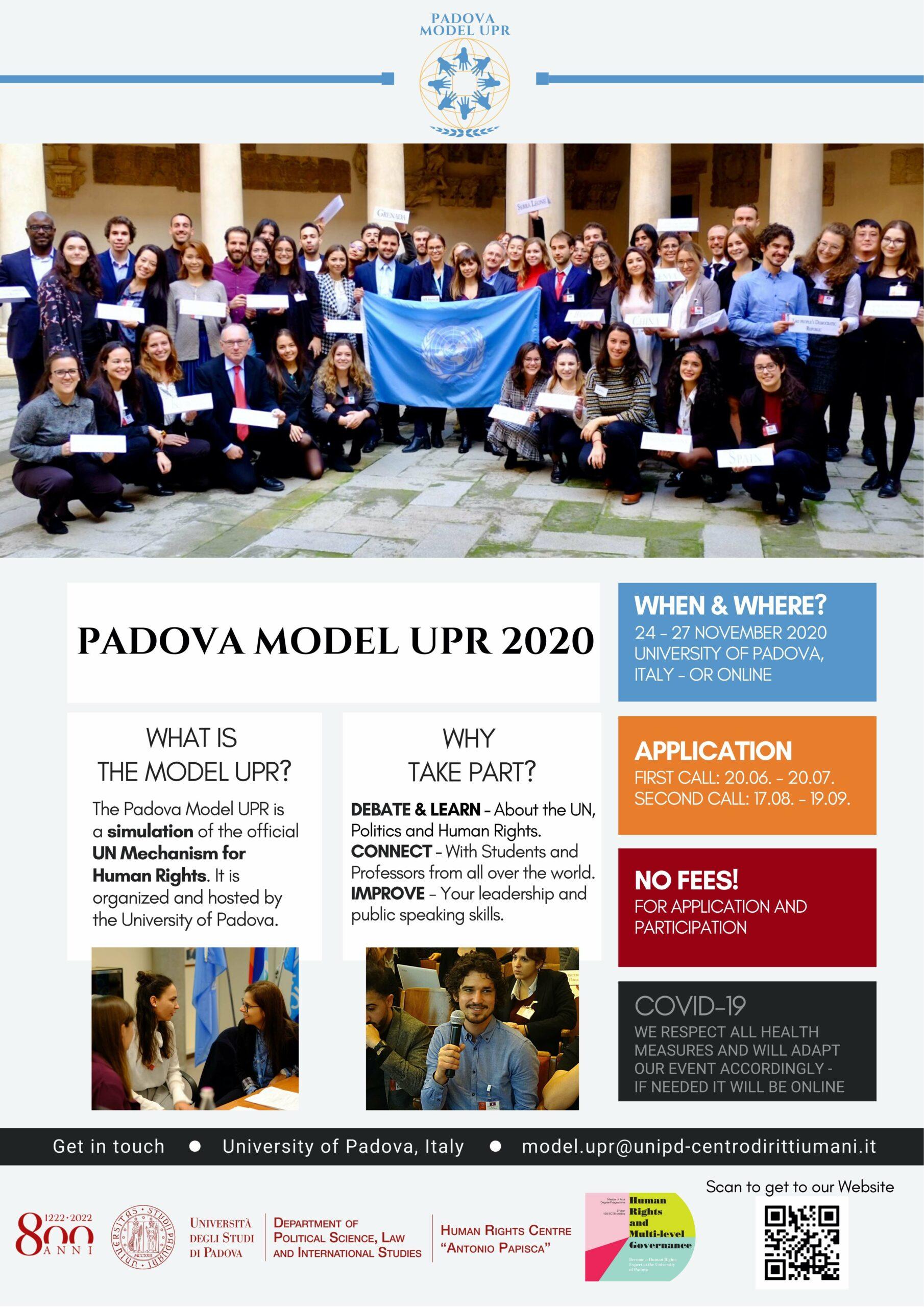 flyer Padova