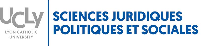 Pôle Sciences Juridiques Politiques et Sociales