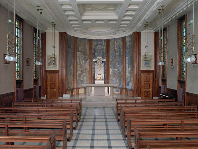 Chapelle Saint Irénée