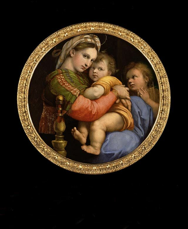 exposition Raphaël